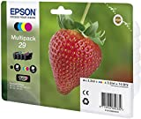 C13T29864022 - MULTIPACK 4-COL.29 HOME INK Multipack 4-colours 29 Claria Home Ink