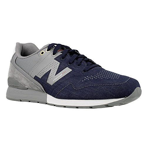 New Balance - D 12 - MRL996FT - Couleur: Bleu marine-Gris - Pointure: 44.0