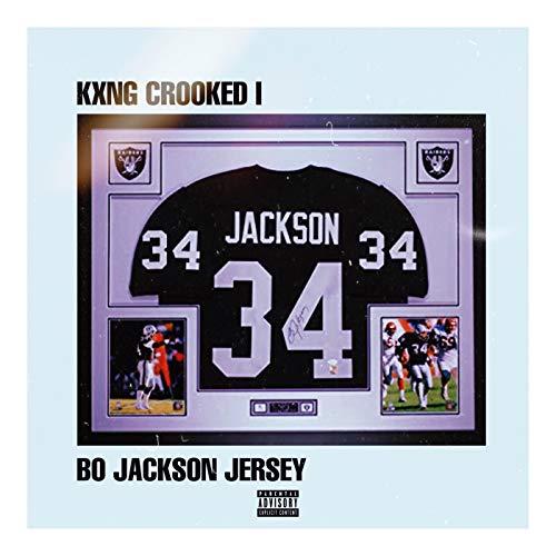Jackson Jersey (Bo Jackson Jersey [Explicit])