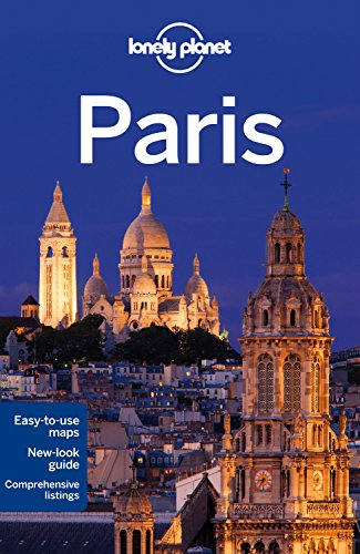Price comparison product image Lonely Planet Paris (Travel Guide)
