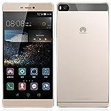 Huawei P8 Hülle, Bingsale Ultra Slim TPU Case Huawei P8 Silikon Schutzhülle (transparent, Huawei P8)