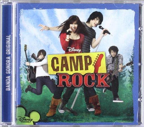 Camp Rock [+2 Temas Espanol]