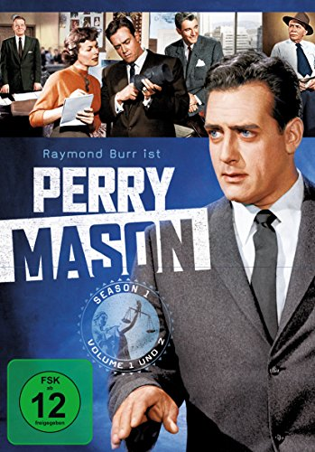 Perry Mason - Season 1, Volume 1 und 2 [10 DVDs]