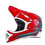 O 'Neal Backflip RL2bungarra Fahrrad Helm, rot/grau, XL (61cm (XL))