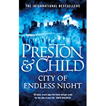 City of Endless Night (Agent Pendergast Book 17)