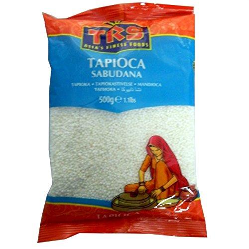 Sago/Tapioka Perlen 500g