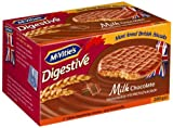 McVities Digestive Milk Chocolate 200 g, 5er Pack (5 x 200 g)