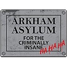 Batman   Arkham Asylum  Magnete Metallo