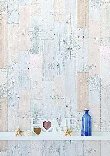 Panel autoadhesivo de madera, pelar y pegar, para pared, papel pintado 50cm x 3m, 0,15mm, PVC impermeable, cocina, cama, salón, baño, revestimiento de cajón, extraíble