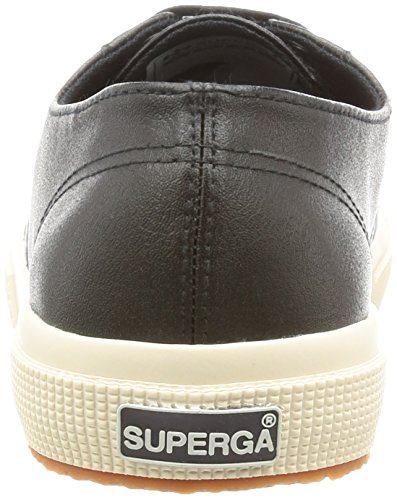 Superga 2750-MICROFIBERPUU BLACK Noir