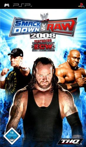 WWE Smackdown vs. Raw 2008 (Wrestling Psp-spiele)