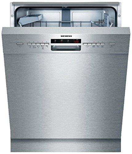 Siemens iQ500 SN45M539EU speedMatic Unterbau-Geschirrspüler / A++ / 13 Maßgedecke / Edelstahl / VarioSpeed / GlasSchonsystem /...