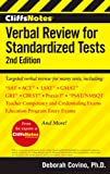 CliffsNotes Verbal Review for Standardized Tests (CliffsNotes (Paperback))