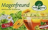 Willi Dungl Magenfreund Kräutertee 20 Beutel