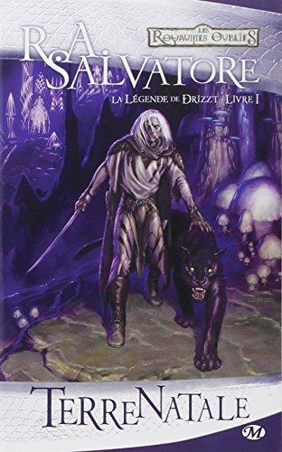 La Légende de Drizzt, Tome 1: Terre natale