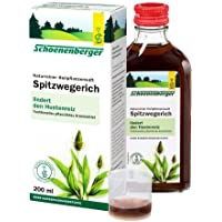 SPITZWEGERICHSAFT Schoenenberger 3X200 ml preisvergleich bei billige-tabletten.eu