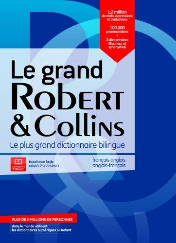 Le grand Robert & Collins coffret numérique (1Cédérom)