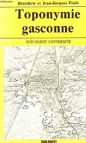 Aed Toponymie Gasconne