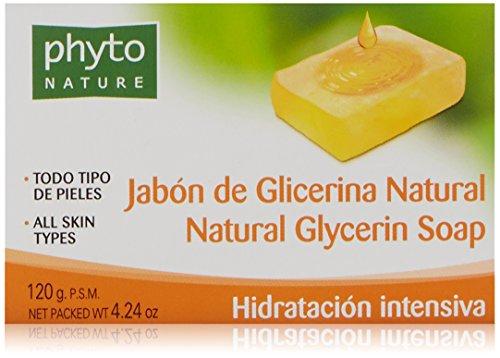 Luxana Phyte Nature Pastilla di Sapone Glicerina - 120 ml