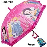 DHINCHAK STORES special one Different of all Material Beautiful Girlish print UMBRELLA for kids and all
