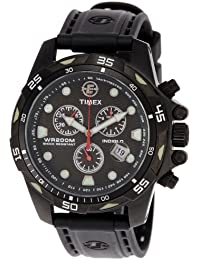 Timex - T49803PF - Expedition - Collection Dive - Chronographe - Cadran Noir