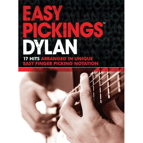 Easy Pickings: Dylan. Partitions pour Gu...