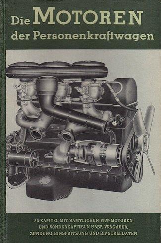 Die Motoren der Personenkraftwagen