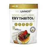 Eritritolo GOLD 500g - Alternativa allo Zucchero di Canna Naturale con Stevia