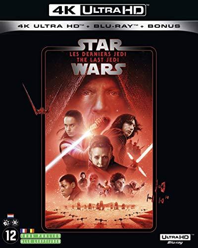 Star Wars 8 : Les Derniers Jedi [4K Ultra HD Blu-Ray Bonus]