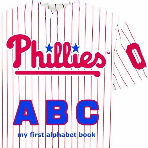 Philadelphia Phillies ABC by Brad Epstein (2011-11-06)