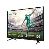 Hisense H 50 A 6100-126 cm (50 Zoll) Fernseher (4K Ultra HD, HDR 10, Smart TV, WLAN, Triple Tuner (DVB T2), USB)