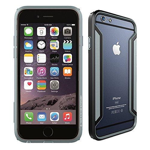 Nillkin Armor Border Bumper Orange für Apple iPhone 6 orange schwarz