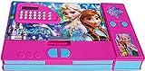 #9: Protokart Movie Character Double Sided Pencil Box with Calculator, Jumbo Pencil Box, Kids Multi Purpose Pencil Box (Random Colour and Design) (for Girls)