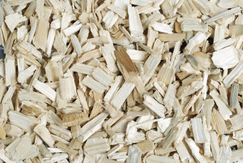 Holzgranulat 5-20mm 1 Liter. Farbe Dekoholz in NATUR