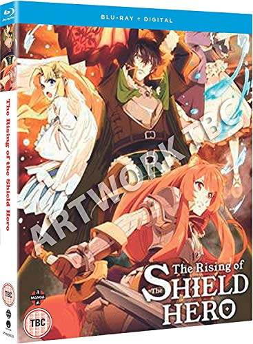 The Rising of the Shield Hero: Season One Part One - Blu-ray