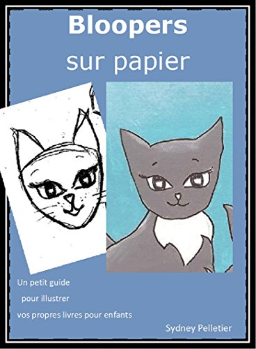 Couverture du livre Bloopers sur papier