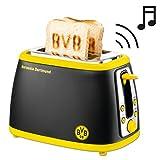 BVB 12700500 Toaster mit Sound