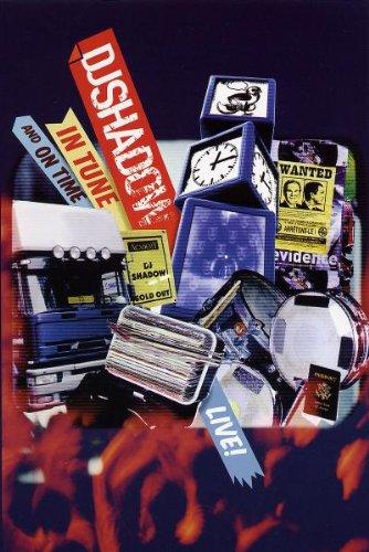 Preisvergleich Produktbild DJ Shadow - In Tune and on Time [2 DVDs]