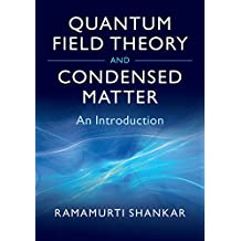 Quantum Field Theory and Condensed Matter: An Introduction