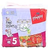 BELLA HAPPY Junior Babywindeln 12-25 kg, 21 St