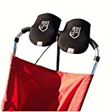 Bar Mitts Baby Jogger/Stroller, Black by Bar Mitts