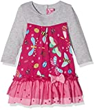 ROBE OLAYA Cette robe signe l'allure de votre bébé girly Robe fuchsia pour bébé fille . A manches longues unies. Jupe en tulle et imprimé à pois et insectes. Elle tire son style de sa forme fantaisie mais aussi de son mix de différents imprimés très ...