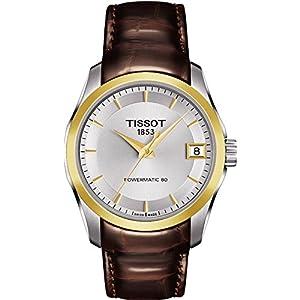Tissot COUTURIER POWERMATIC 80 T035.207.26.031.00 Reloj Automático para