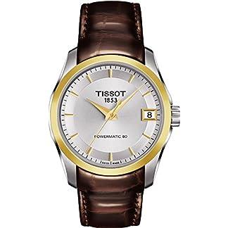 Tissot COUTURIER POWERMATIC 80 T035.207.26.031.00 Reloj Automático para mujeres