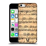 Head Case Designs Mozart Partitions Musicales Étui Coque Rigide Pour Apple iPhone 5c
