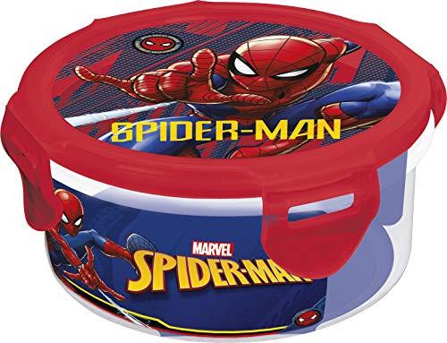Stor Spiderman Graffiti Recipient Rond 270 ML