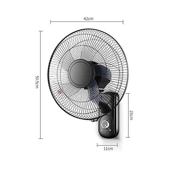 HRD-Ventilador-de-Pared-refrigeracin-con-Control-RemotoTemporizador-Ventilador-oscilante-Industrial-Ajuste-de-3-velocidades-16-Pulgadas