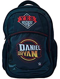 WWE Champion VIBBPDBCHAM001 16-inch Laptop Backpack (Black)