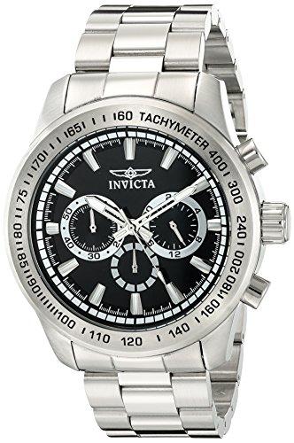 Invicta Men's 21793 Speedway Analog Display Quartz Stainless Steel Watch