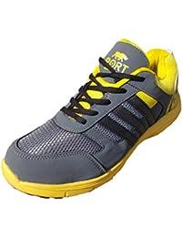 Port Men's Racer Synthetic Sports Shoes